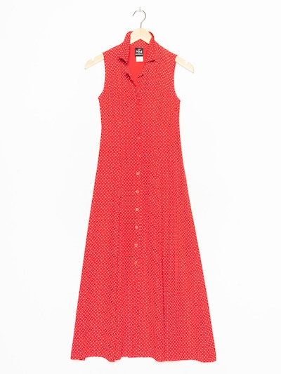 My Michelle Dress in XS-S in Fire red, Item view