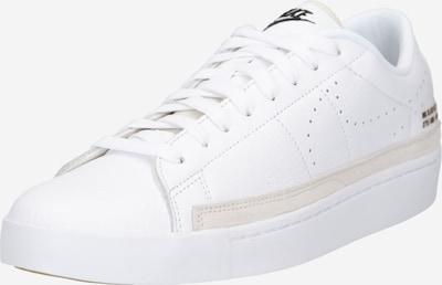 Nike Sportswear Tenisky 'Blazer Low X' - béžová / černá / bílá, Produkt