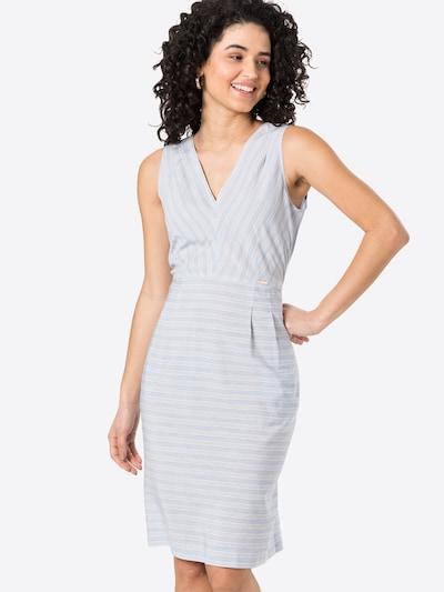 CINQUE Šaty 'CIEDA' - chladná modrá / šedá / bílá, Model/ka