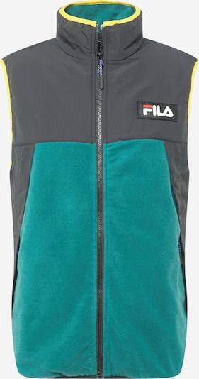 FILA Kamizelka 'CIAR' w kolorze pastelowy niebieski / żółty / ciemnoszarym, Podgląd produktu