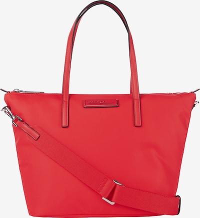 Calvin Klein Shopper in rot, Produktansicht