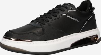 Sneaker low 'ELEKTRO' Karl Lagerfeld pe negru / alb, Vizualizare produs