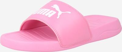PUMA Strand-/badschoen 'Popcat 20' in de kleur Pink / Wit, Productweergave