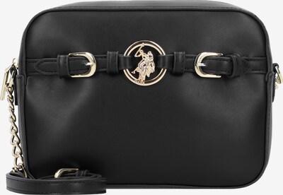 U.S. Polo Assn. Umhängetasche 'Delaware' in schwarz, Produktansicht