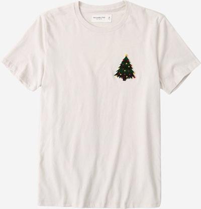 Abercrombie & Fitch T-Shirt in creme / gelb / grün / rot, Produktansicht