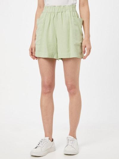 TOM TAILOR DENIM Kalhoty - pastelově zelená, Model/ka