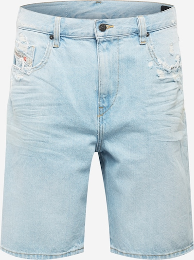 DIESEL Shorts in blue denim, Produktansicht
