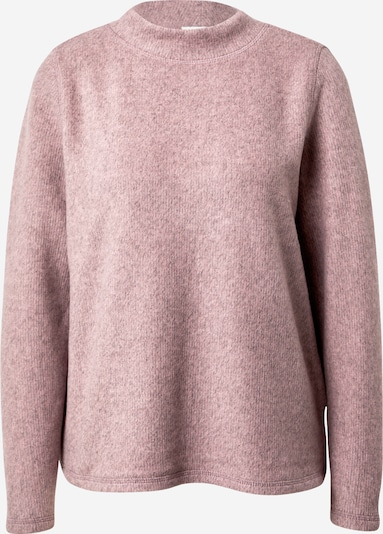 TOM TAILOR Sweatshirt in rosé, Produktansicht