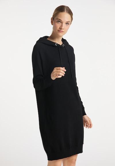 DreiMaster Maritim Kleid in schwarz, Modelansicht