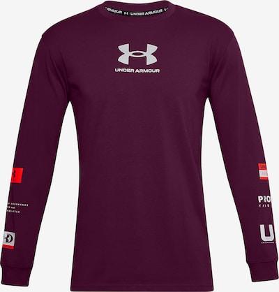 UNDER ARMOUR Camiseta funcional en lila oscuro, Vista del producto