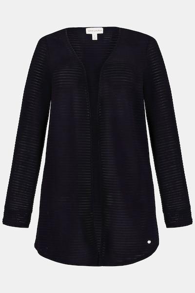 Gina Laura Gina Laura Damen Strickjacke in schwarz, Produktansicht