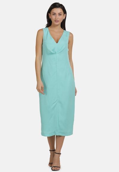 usha WHITE LABEL Kleid in türkis, Modelansicht