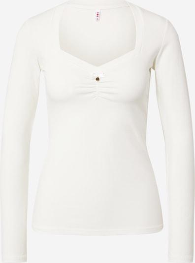Blutsgeschwister Shirt in de kleur Offwhite, Productweergave