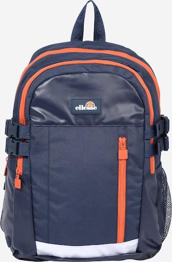 ELLESSE Plecak 'Lamoni' w kolorze granatowy / pomarańczowy / białym, Podgląd produktu