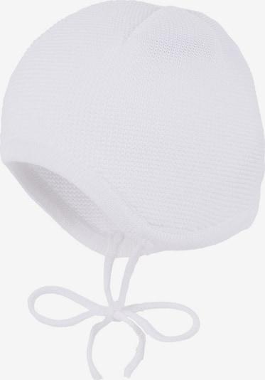 MAXIMO Mütze in weiß, Produktansicht