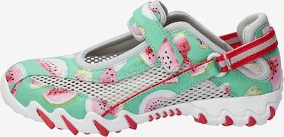 Allrounder Schuhe 'NIRO' in grün, Produktansicht