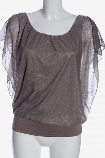 ONE LOVE by Colloseum Kimono-Bluse in M in braun, Produktansicht
