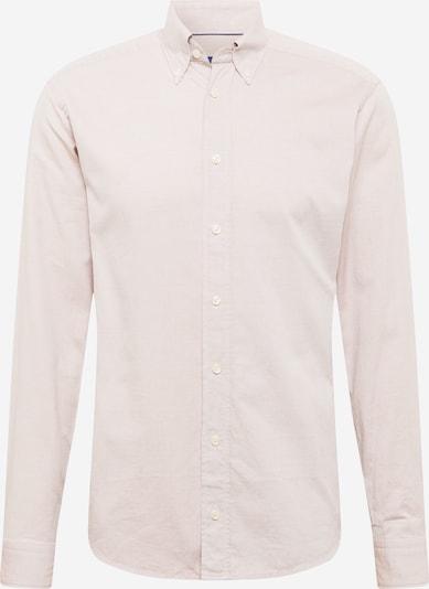 ETON Риза в бежово меланж / пастелно червено, Преглед на продукта