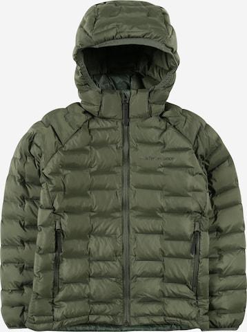 Veste mi-saison 'Argon Light Hood' PEAK PERFORMANCE en vert