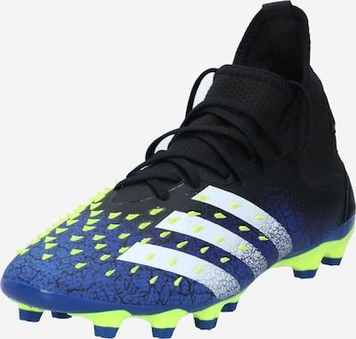 ADIDAS PERFORMANCE Buty piłkarskie 'PREDATOR FREAK .2' w kolorze królewski błękit / neonowo-żółty / czarny / białym, Podgląd produktu