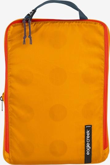 EAGLE CREEK Packtasche 'Pack-It Structured Folder M' in orange / schwarz / weiß, Produktansicht