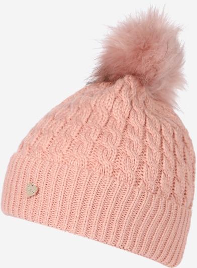 GUESS Bonnet en rose pastel, Vue avec produit