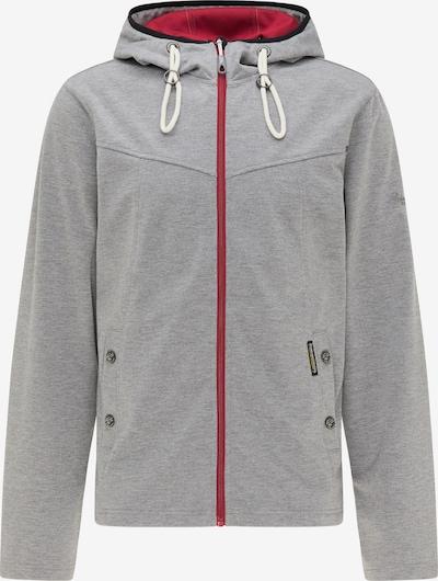 Schmuddelwedda Functionele jas in de kleur Grijs, Productweergave