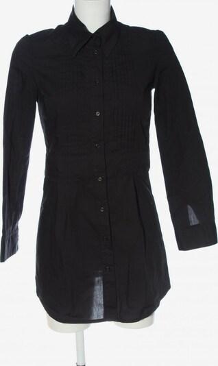 NIFE Blusenkleid in S in schwarz, Produktansicht