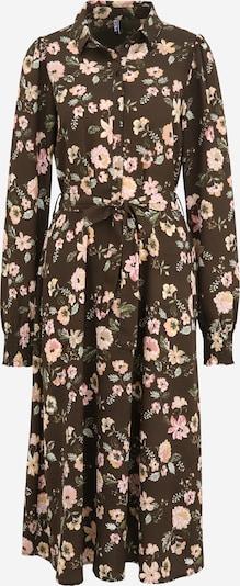 Rochie tip bluză 'FALISHI' Pieces Tall pe maro / mai multe culori, Vizualizare produs