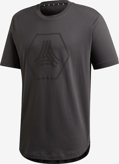 ADIDAS PERFORMANCE Shirt in dunkelgrau, Produktansicht