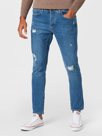 Trendyol Jeans in blue denim, Modelansicht