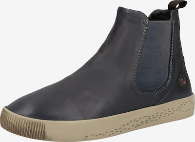 Softinos Chelsea Boots in navy, Produktansicht