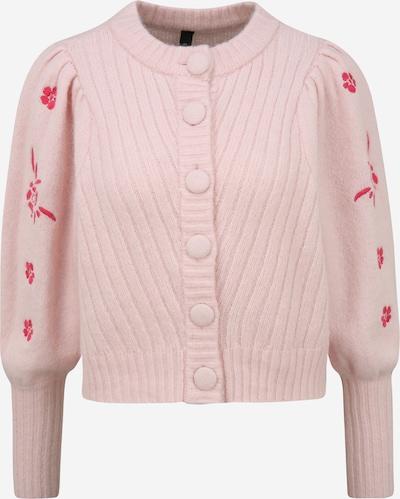 Y.A.S (Petite) Gebreid vest in de kleur Rosa / Grenadine, Productweergave