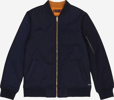 SCOTCH & SODA Between-season jacket in dark blue / mixed colours, Item view