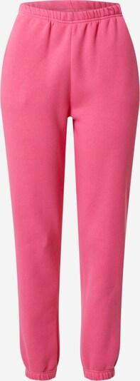 Gina Tricot Pantalon en rose, Vue avec produit