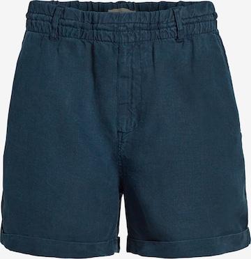 MÁ Hemp Wear Hose 'Ancho' in Blau