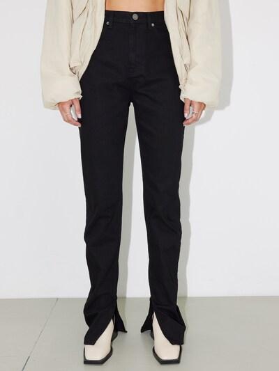 LeGer by Lena Gercke Jeans 'Roberta' in schwarz, Modelansicht