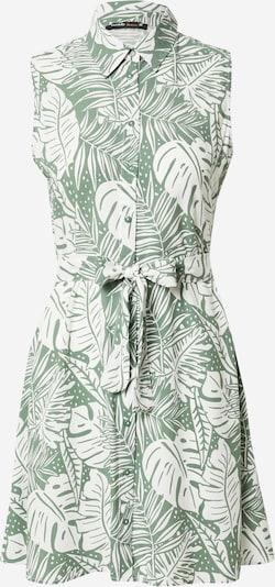 DeFacto Kleid in türkis / weiß, Produktansicht