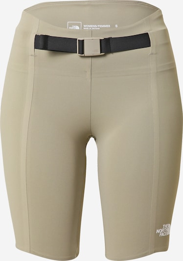 THE NORTH FACE Pantalon de sport en taupe, Vue avec produit