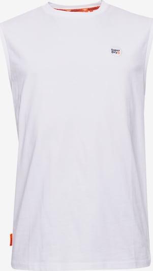 Superdry Trägerhemd in weiß, Produktansicht