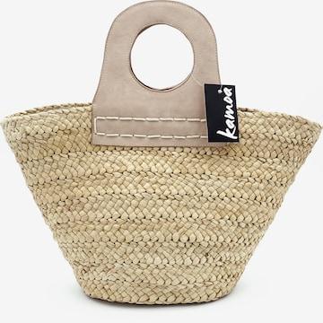 Kamoa Strandtasche in Beige