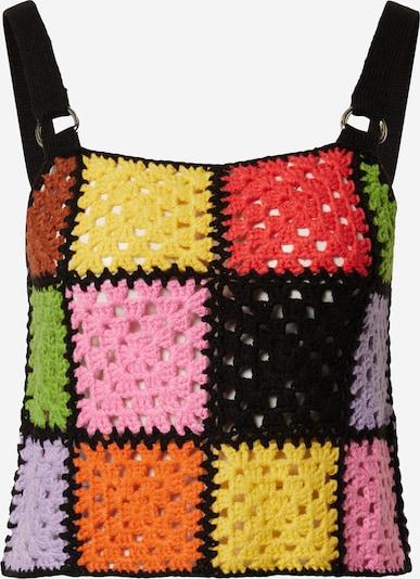 The Ragged Priest Top de punto en mezcla de colores, Vista del producto