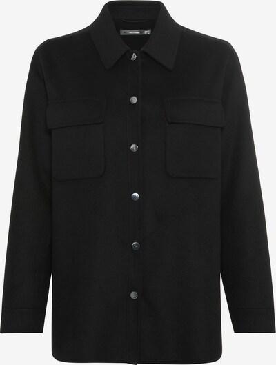 HALLHUBER Overshirt in schwarz, Produktansicht