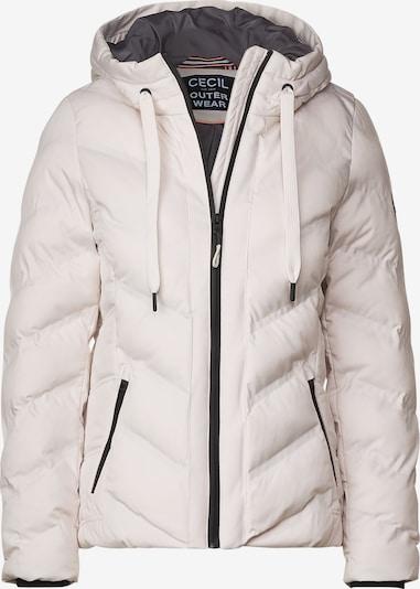 CECIL Winterjacke mit Steppung in offwhite, Produktansicht