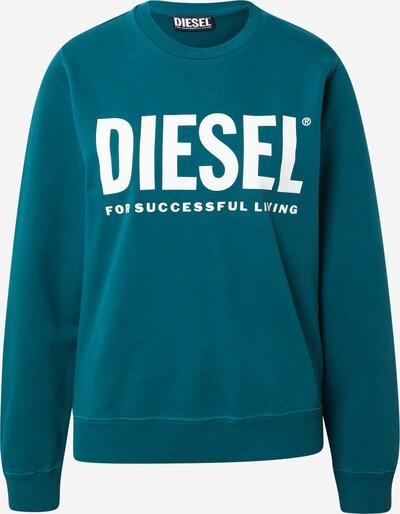 DIESEL Sportisks džemperis 'F-ANGS-ECOLOGO', krāsa - zils, Preces skats
