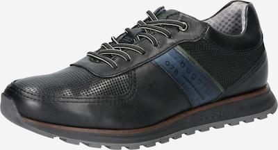 kék / fekete bugatti Rövid szárú edzőcipők 'Cirino', Termék nézet