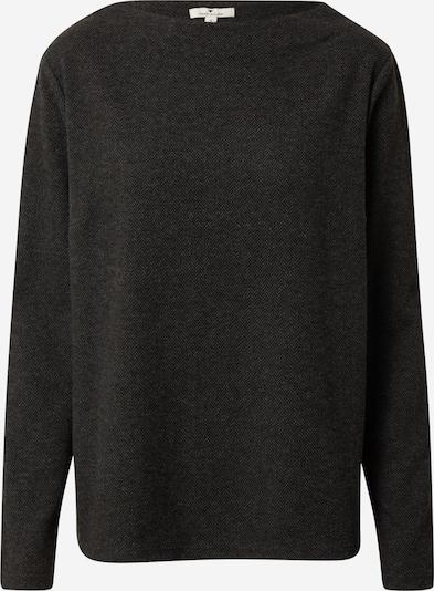 TOM TAILOR Mikina 'Sweatshirt boat neck cosy' - šedá, Produkt