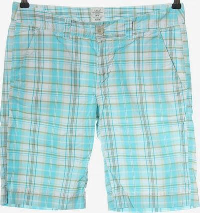 H&M Shorts in S in türkis / grün / weiß, Produktansicht