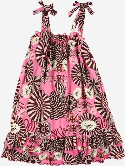 SCOTCH & SODA Kleid in mischfarben / rosa, Produktansicht