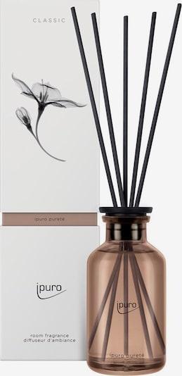 ipuro Raumduft 'Pureté' in braun / schwarz, Produktansicht